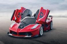 Ferrari LaFerrari FXXK track-only monster has 1,036bhp - Luxuryes
