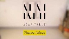 Adap.Table – DIY Series: Treasure Cabinet - YouTube