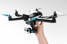 Hexo+ Flying Drone Will Autonomously Follow and Film You
