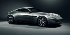 The Aston Martin DB10 Is James Bond's New Car - Luxuryes