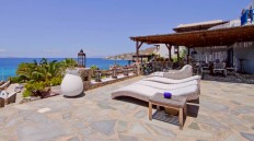 Location de vacance en Grèce - Mykonos Agios Ioannis - Mykonos - Villa de luxe face a le mer dans un complexe privé de Vango-estates.com
