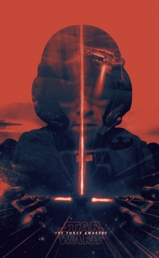 Star Wars Episode VII Fan Art | Abduzeedo Design Inspiration