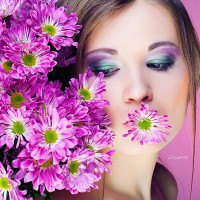 make-up | Glamour shots | glamour with a soul