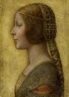 Leonard-de-Vinci---la-Belle-Princesse.jpeg (689×967)