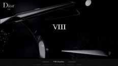 Dior VIII - Dior - Antoine Ménard - Interactive Art Director - @iamkonky