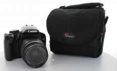 Canon EOS Rebel XSi 12.1MP Digital Camera With Canon EFS 18-55MM Lens - Cameras - Electronics