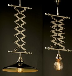 Edison Light Globes Steampunk Lamps - Bonjourlife