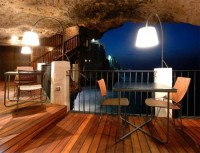Imagine Dining Inside a Cave Restaurant