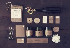 Rewined Candles - Branding by Stitch Design Co.