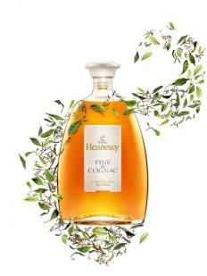 Henessy Fine de Cognac | fleur Lallement