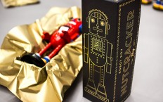 Robot Roy, The Nutcracker Toy on