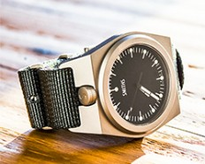 smiths PRS40 military watch design by giovanni moro