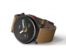 Cafe Racer Mechanical Watch by Ivan Pajares Cantera » Yanko Design