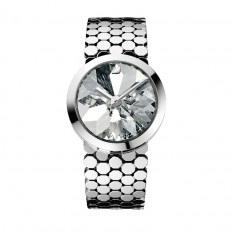 tokujin yoshioka: lake of shimmer avant time watch no. 3 for swarovski