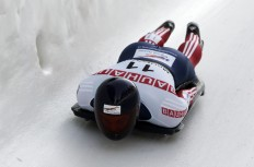 Skeleton at the Olympic Games - Photography Wallpapers