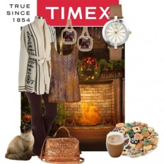 Time for comfort - Polyvore