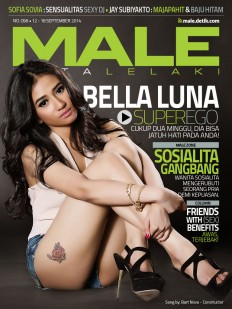 MALE - Bella Luna - On Bended Knee