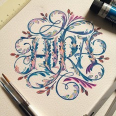 Beautiful Calligraphy & Hand-Lettering Designs