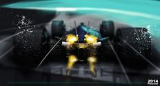 Bugatti formula-e on