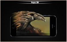Pelicula Protetora de vidro Iphone Premium