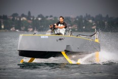 Hydros HY-X Yacht - Bonjourlife