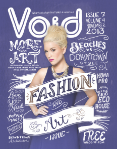 VOID Magazine by Shauna Lynn Panczyszyn on Inspirationde