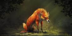 Orange by HeliacWolf on DeviantArt