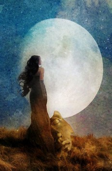 the moon | art | Pinterest