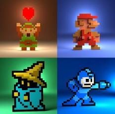 Pixels!
