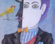 TO PAINTING IS TALENT .TO SELL IS A ART by benbenart on Etsy