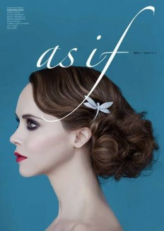 Christina Ricci Stars in As If Magazine #3 Cover Shoot
