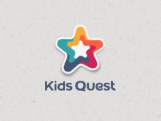 Kidsquest Logo by Maria Grønlund