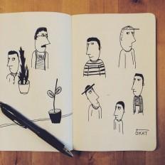 Tijdlijnfoto's - Doodlers Anonymous