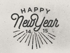 Happy new year by Jacob Nielsen on Inspirationde