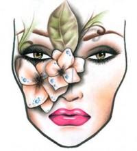 beautyparler.ca - mac cosmetics looks, barbie 1