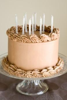 Mon {Beau} Gâteau d'Anniversaire au Chocolat   Lilie Bakery