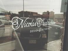 Logo by Nicolas Fredrickson