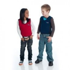 Fancy - Fun & Function Kid's Weighted Compression Vest-The Sensory Kids Store