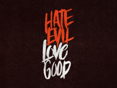 Hate Evil, Love Good on Inspirationde