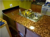 Cupboards Kitchen and Bath: Penny for your Tops