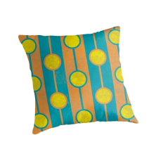 """Patternwork XXIV"" Throw Pillows by metron 