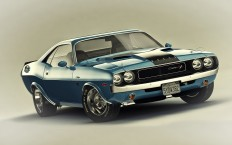 Dodge Challenger - Photography Wallpapers