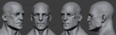 ArtStation - the Boxer, david Giraud
