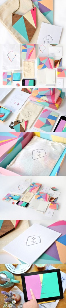 Trig by Olivia King   Graphic design & logos   Pinterest