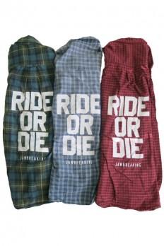Ride Or Die Flannel | Jawbreaking