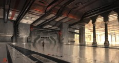 ArtStation - Project Verdas - Interior Explorations 13, Michal Kus