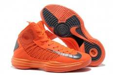 Nike Hyperdunk Sneakers mens - Orange/Black