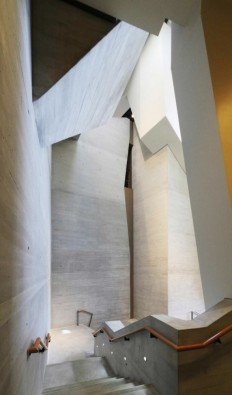 Architecture Photography: Natural History Museum of Utah / Ennead Architects (201945)