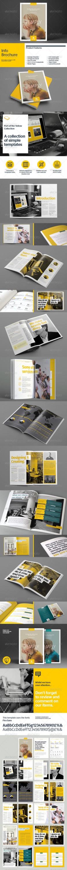 InfoBrochure | GraphicRiver