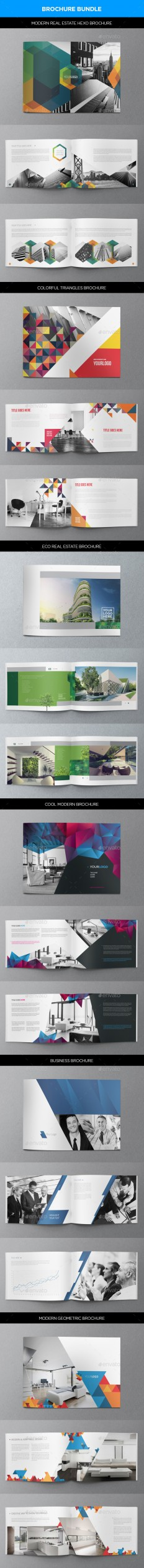 Brochure Bundle Pack | GraphicRiver